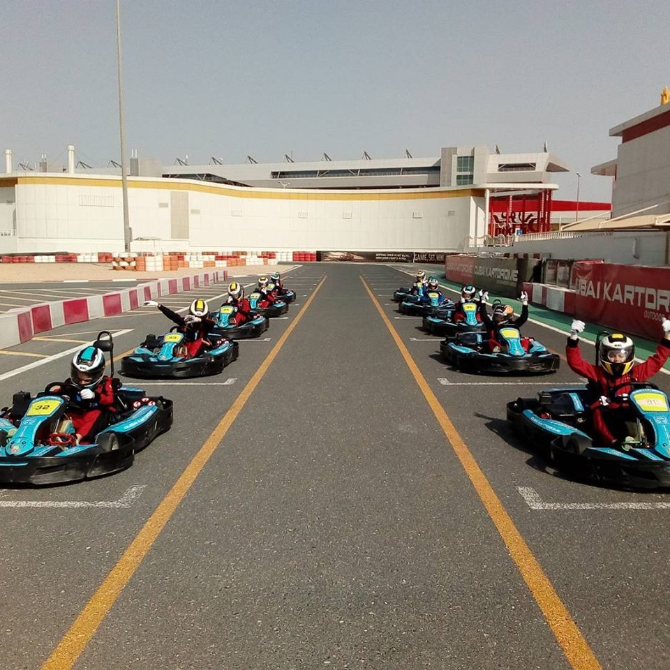 Karting Camp